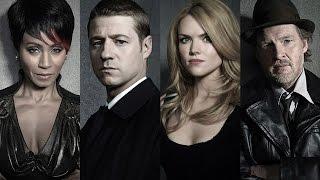 Cast of Gotham Talks Batman's Origins - Comic Con 2014