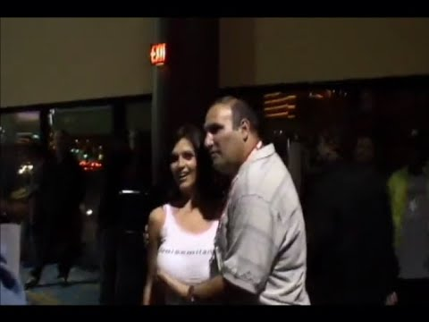 """""""Don't touch my Boobs"""" Denise Milani"""