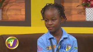 TVJ Smile Jamaica: Toriann Beckford - 2020 Spelling Bee Champion - February 6 2020