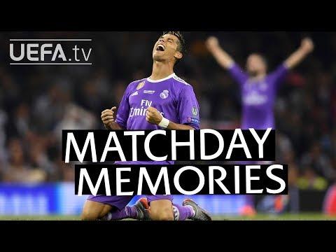 Ronaldo, Dudek, Solskjaer: Classic UCL final memories
