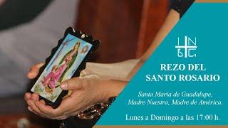 Rezo del Santo Rosario, 22 de mayo de 2020, 17:00 h.