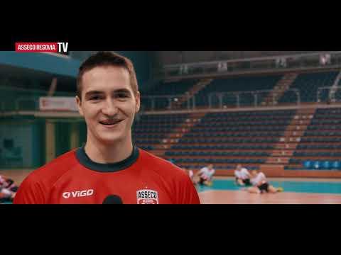Asseco Resovia trenuje ze sponsorami!