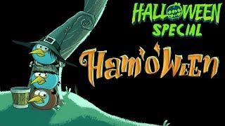 Angry Birds Seasons | Ham'O'Ween #Halloween