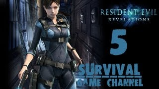 Прохождение Resident Evil: Revelations — Часть 5: По локоть в воде