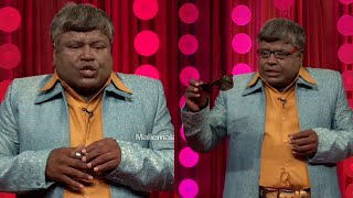 Jabardasth Apparao Hilarious Performance - Kiraak Comedy Show - Mallemalatv - MALLEMALATV