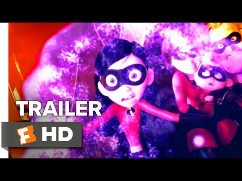 connectYoutube - Incredibles 2 Trailer #1 (2018) | Movieclips Trailers