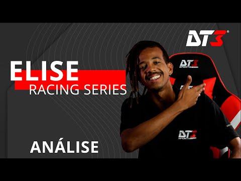 DT3sports Elise - Conheça a cadeira gamer mais vendida do Brasil