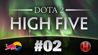 Dota 2 High Fives - Ep. 2 [Red Bull Weekly]