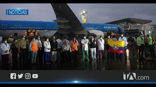 Las vacunas contra el Covid-19 llegaron a Guayaquil
