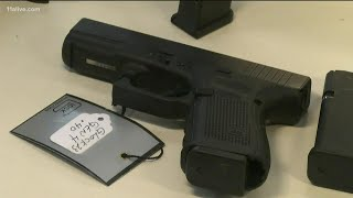 Governor Kemp response after Atlanta Mayor calls on the state to change gun laws