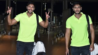 Actor Prince Cecil Spotted At Airport | Celebrities Airport Videos | TFPC - TFPC