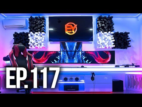 Room Tour Project 117 - Best Gaming Setups ft. SrgntBallistic