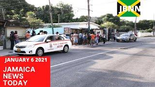 Jamaica News Today January 6 2021/JBNN