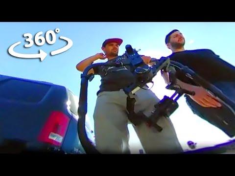 360 Degree Video of Horror Trailer
