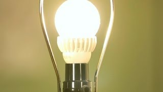 Cree's new bulb lights up the room
