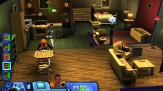 прохождение Sims 3  Времена года 2 серия пора спатеньки