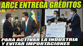 Bolivia lanza Fideicomiso de Bs. 911 Millones para sustituir importaciones y reactivar la producción