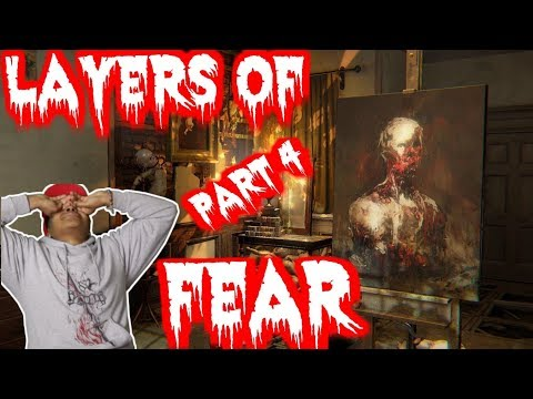 connectYoutube - Layers Of Fear Pt 4 (I Hate Dolls!)