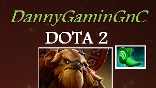 Dota 2 Earthshaker Ranked Gameplay with Live Commentary