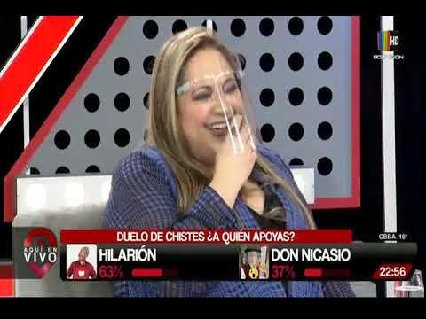 Duelo de chistes con Don Nicasio y Hilarión