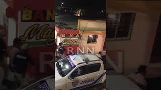 Policía Nacional acciona contra los ciudadanos violan el toque de queda