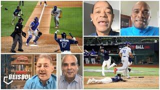 Serie Mundial empatada: Dodgers y Rays chocan de nuevo tras locura del épico juego 4 | ESPN Beisbol