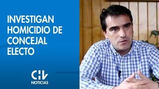 Investigan homicidio de concejal electo Richard Barría: Fue encontrado en su casa