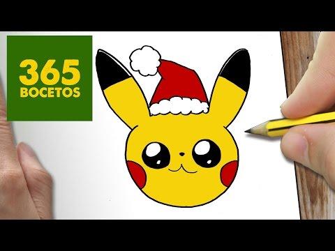 Como Dibujar Hamburguesa Para Navidad Paso A Paso Dibujos Kawaii