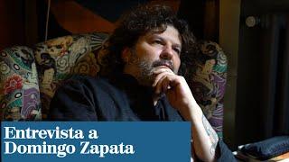 Entrevista a Domingo Zapata