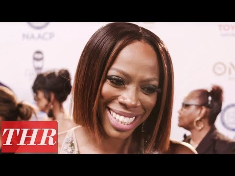 connectYoutube - Yvonne Orji: Team Issa or Team Lawrence? Talks HBO's 'Insecure' Season 3! | NAACP Awards 2018