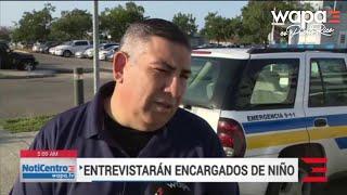 Libre bajo fianza queda la abuela de niño baleado en Ponce