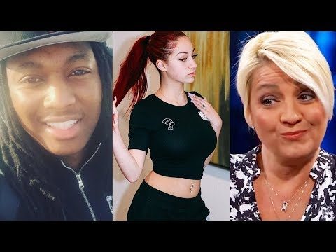 connectYoutube - Danielle Bregoli aka Bhad Bhabie's Mom Suing DJ Suede For Not Paying for Cash Me Outside Song