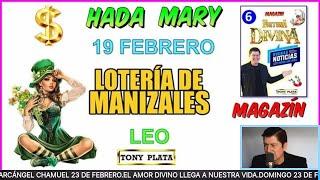 NÚMEROS GANADORES PARA HOY 20 DE FEBRERO DE 2020 / HADAS?????????????????????