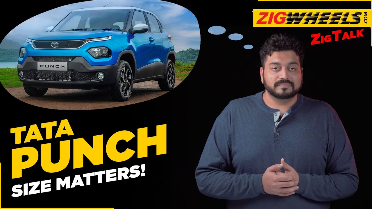 Tata Punch | What You Need To Know! | The Big Compact (Oct 4 Reveal)