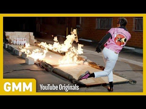 Fire Bowling