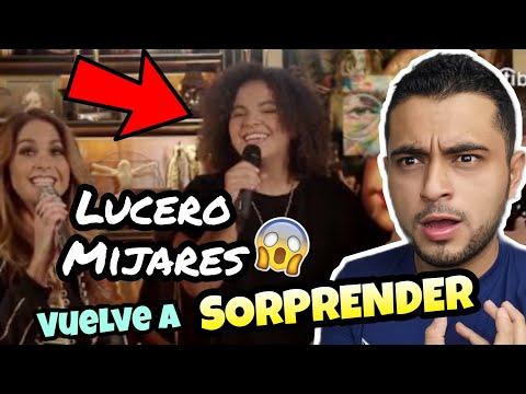 Así canta LUCERO MIJARES, la hija de LUCERO & MIJARES en INGLÉS!!! - This Will Be   REACCIÓN