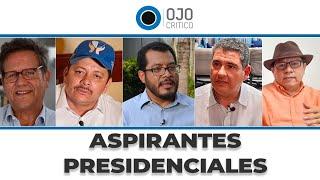Precandidatos presidenciales y casillas | ? Elecciones Nicaragua 2021