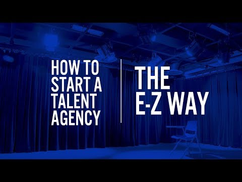 connectYoutube - How to start a Talent Agency...the EZ Way!