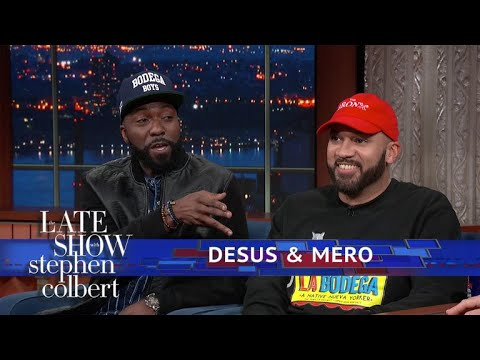 Desus & Mero Announce A New Project