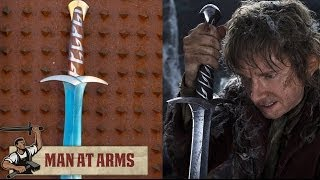 Bilbo's Sting (The Hobbit) Feat. Vsauce2 - MAN AT ARMS