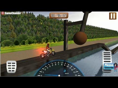 Stuntman Bike Race / Extreme Stunt Bike Games / Android Gameplay Video