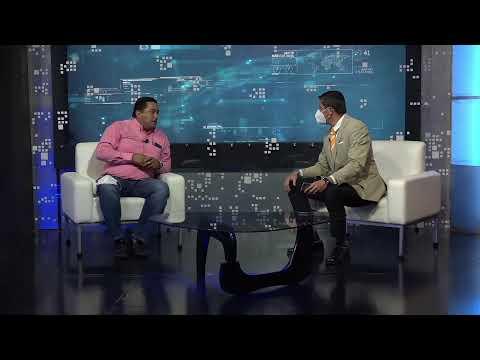 JUEVES 22 DE JULIO ENTREVISTA CON FERNANDO HERNÁNDEZ MALDONADO DIR. DE SALUD PÚBLICA SLP