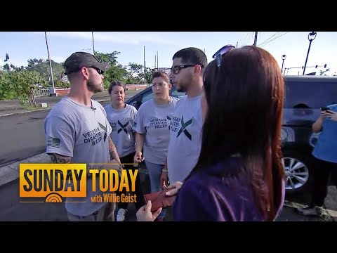 connectYoutube - Meet The Veteran Still Helping Puerto Rico 4 Months After Hurricane Maria | Sunday TODAY