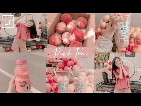 How-to-edit-Peach-Tone-🍑-•-Lig