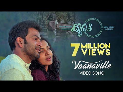 Koode | Vaanaville Song |Prithviraj Sukumaran,Nazriya Nazim,Parvathy
