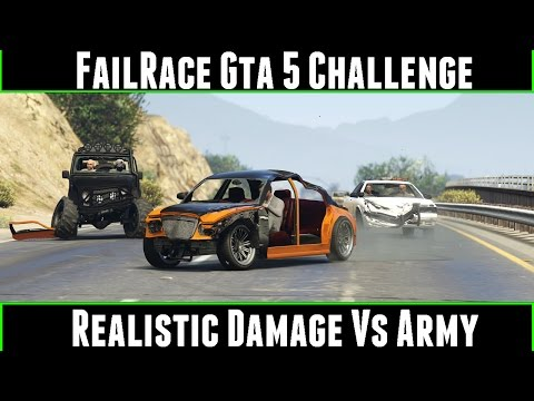 Download Youtube To Mp3 Gta 5 Challenge Escape The Army With Realistic Damage