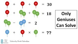 The Balloon Puzzle - The REAL Answer Explained (