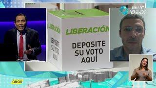 Panorama político en las elecciones internas de Liberación Nacional, entrevista con Gustavo Araya