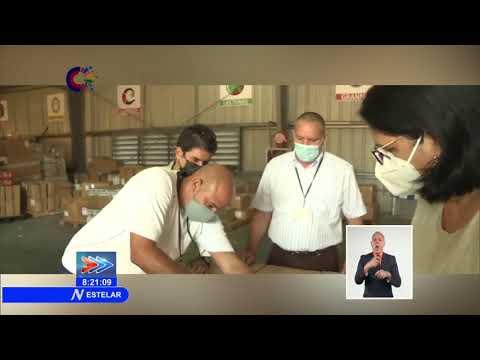 Apoya Asociación Martiana de cubanos residentes en Panamá lucha contra la COVID-19 en Cuba