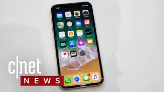 iPhone X preorders sell out in 10 minutes (CNET News)